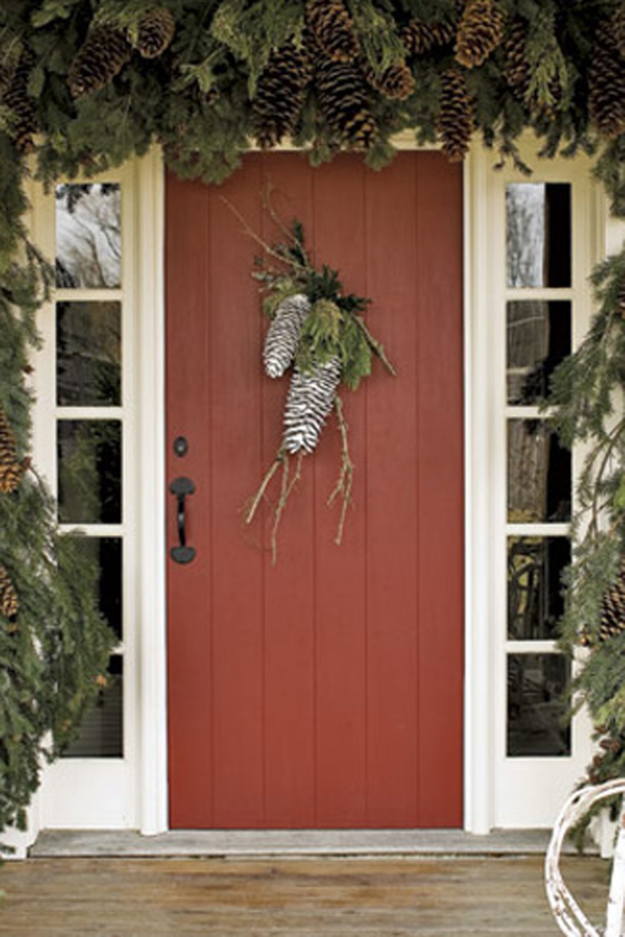 34 Outdoor Christmas Decorations Ideas For Outside