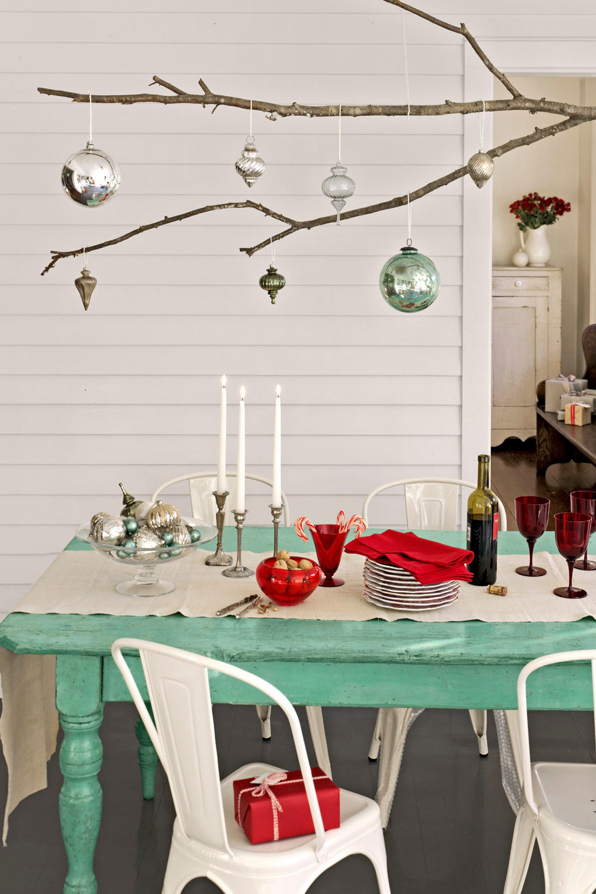 30+ Best Christmas Table Settings - Decorations and Centerpiece ...