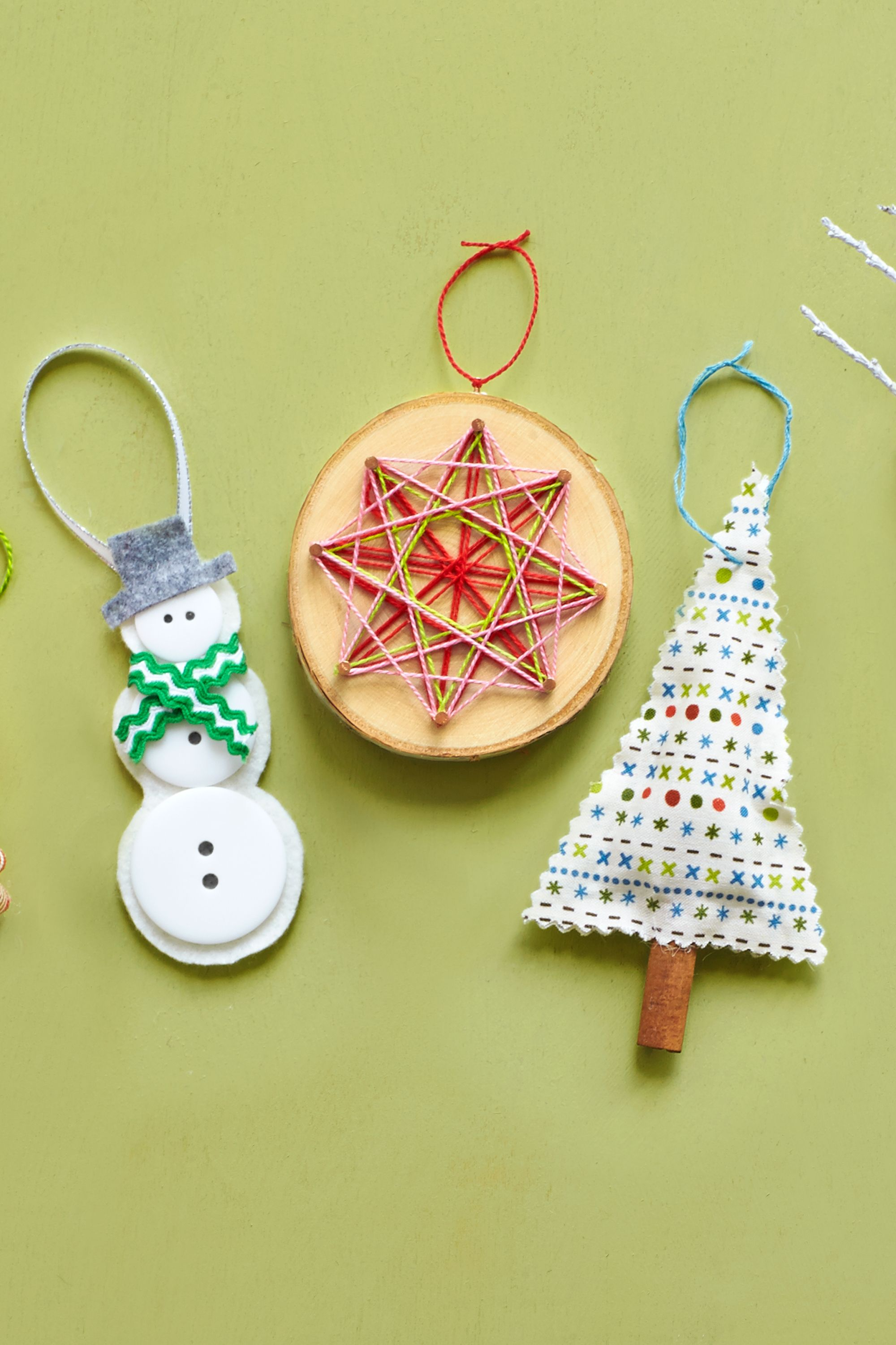 55 Homemade Christmas Ornaments - DIY Crafts with Christmas Tree Ornaments