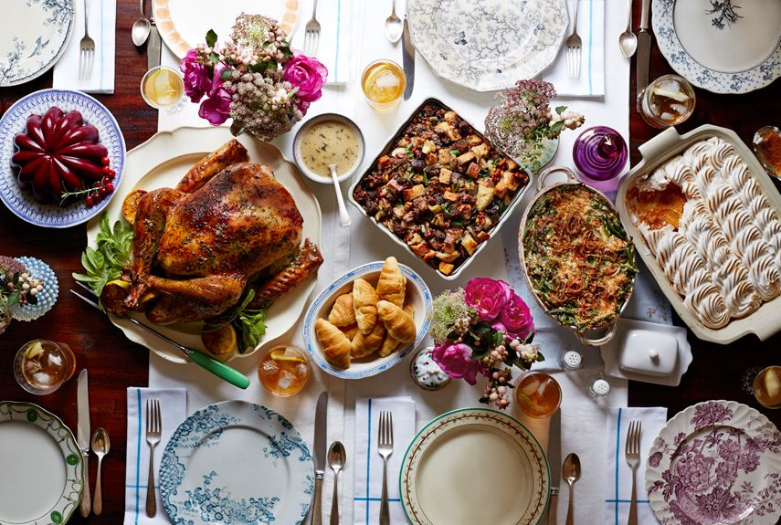 26 Thanksgiving Menu Ideas