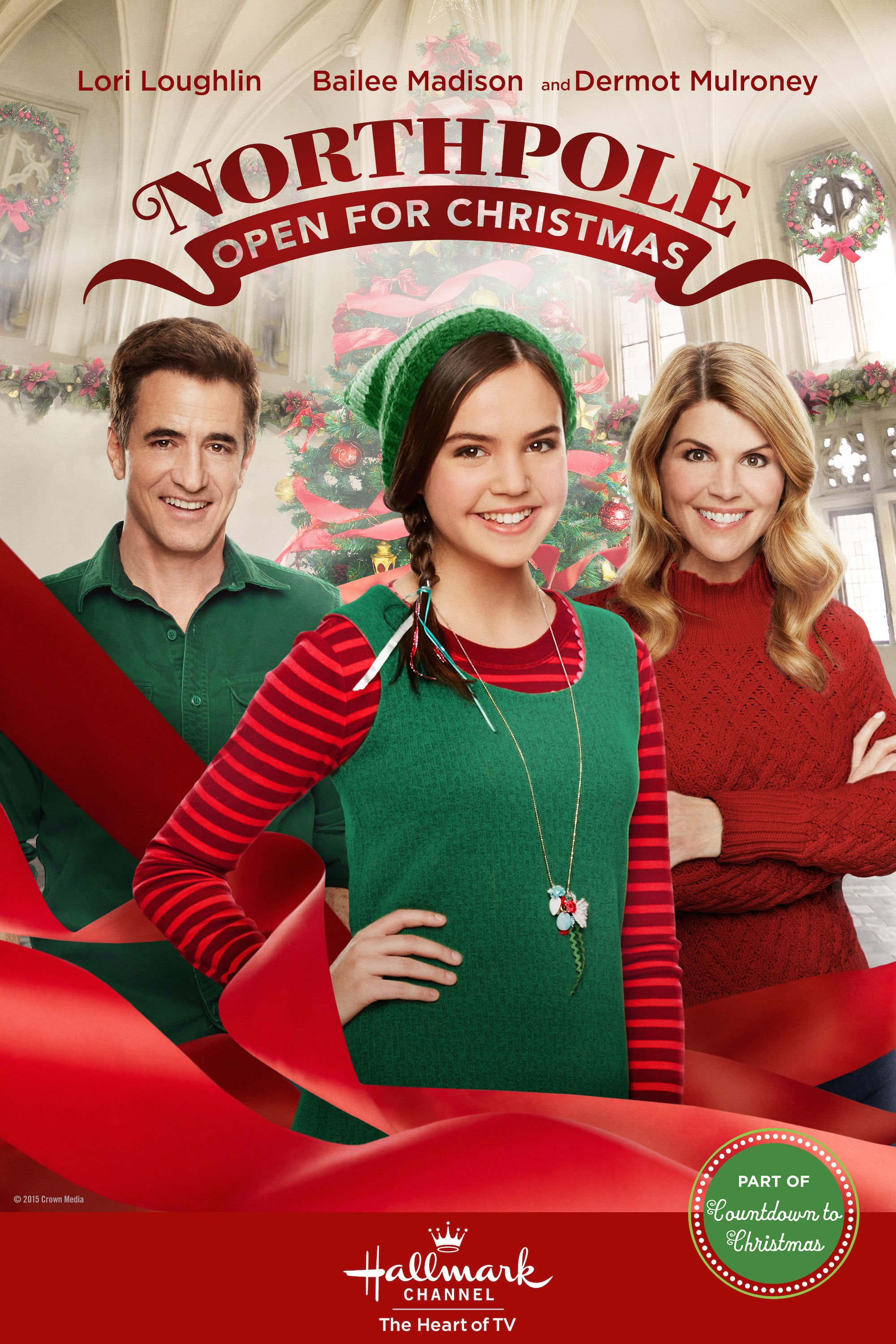 The Best Hallmark Channel Christmas Movies - Countdown to Christmas ...