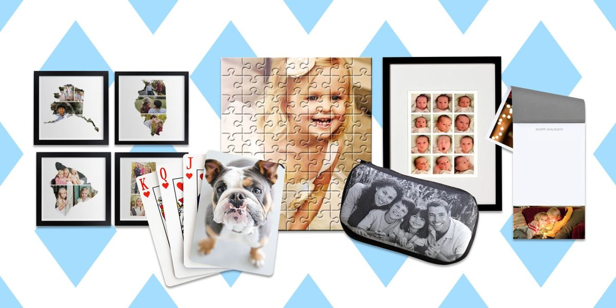 25 Personalized Photo Gift Ideas
