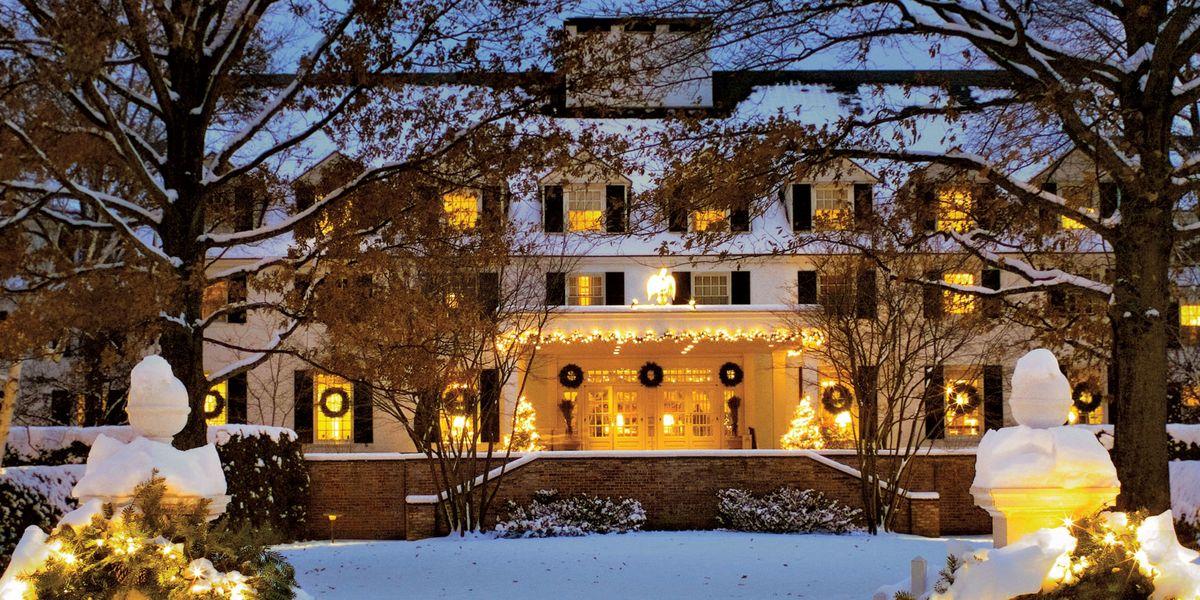 Christmas In Vermont Wassailing Weekend In Woodstock
