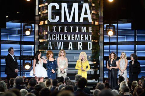 Dolly Parton CMA Awards tribute