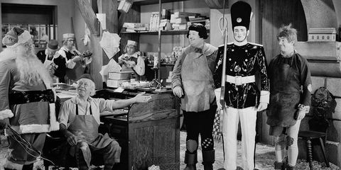 best black and white christmas movies - Christmas In Black And White