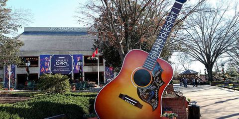 Image Getty Images The Grand Ole Opry
