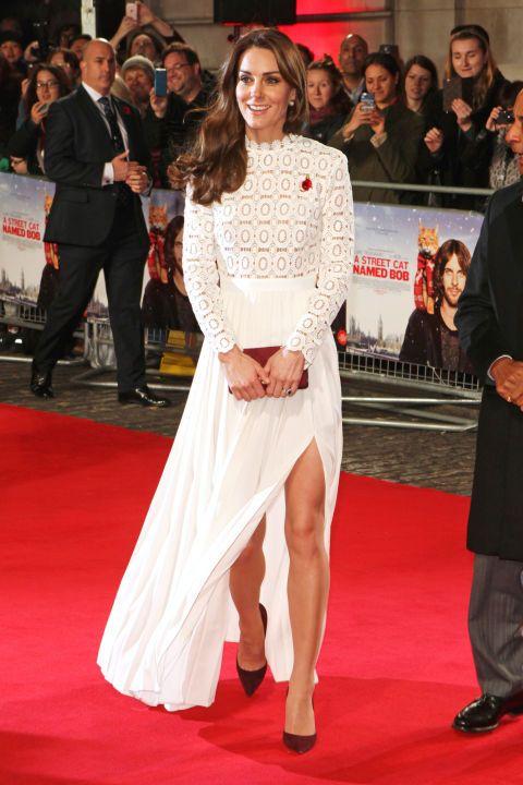 Kate Middleton November 3