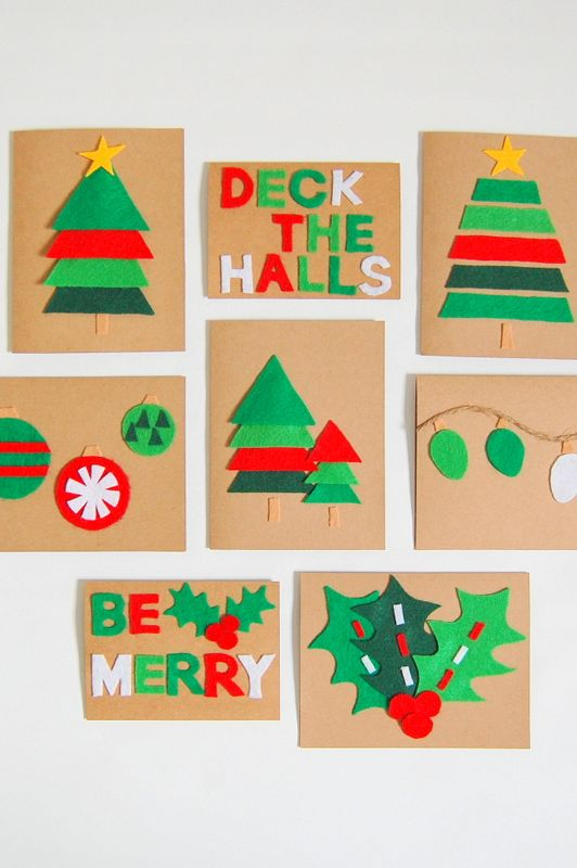 Easy Diy Christmas Tree Decorations