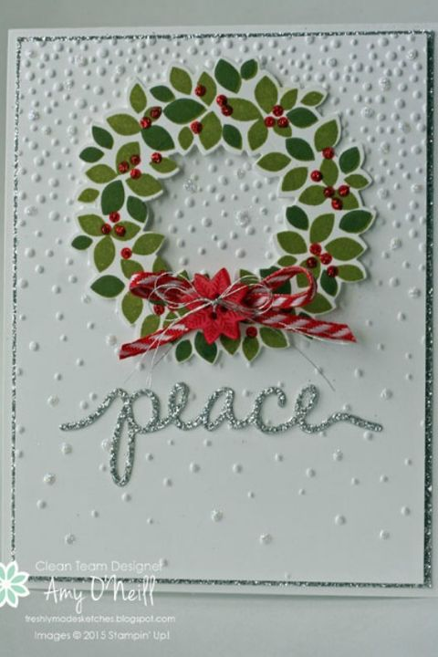 Handmade Religious Christmas Cards.30 Diy Christmas Card Ideas Funny Christmas Cards We Re