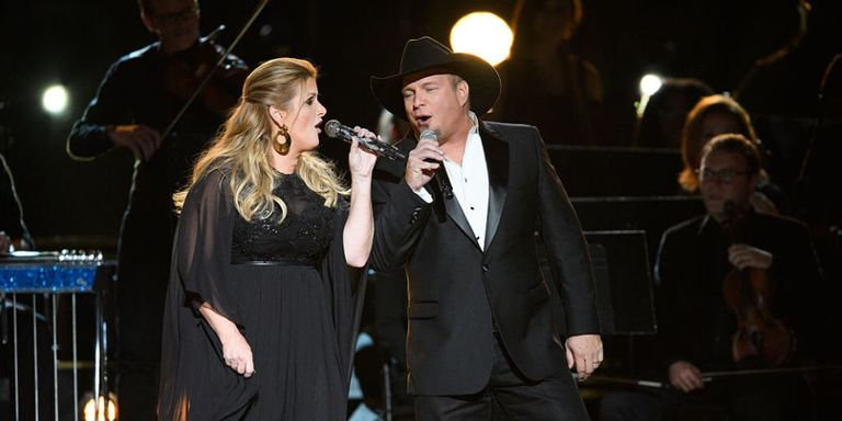 How Garth Brooks And Trisha Yearwood Met Garth Brooks
