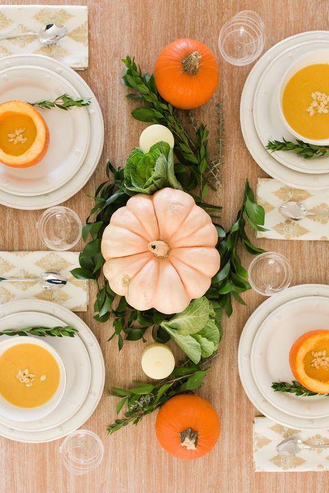 Serveware, Ingredient, Orange, Food, Dishware, Tableware, Squash, Meal, Produce, Bowl,