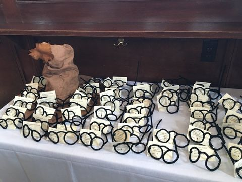 d9566656521c This Harry Potter Bridal Shower is Nothing Short of Magical