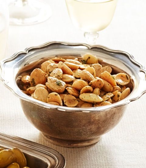 thyme roasted marcona almonds