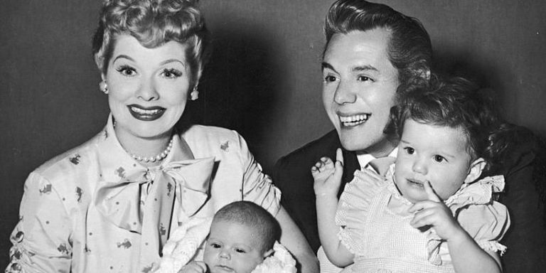 Lucille Ball And Desi Arnaz S Daughter Latin Singer Lucie