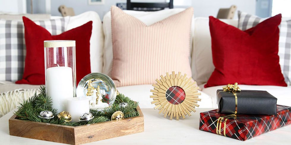 12 ways to transition your home decor from thanksgiving to christmas rh countryliving com  holiday home christmas decorations