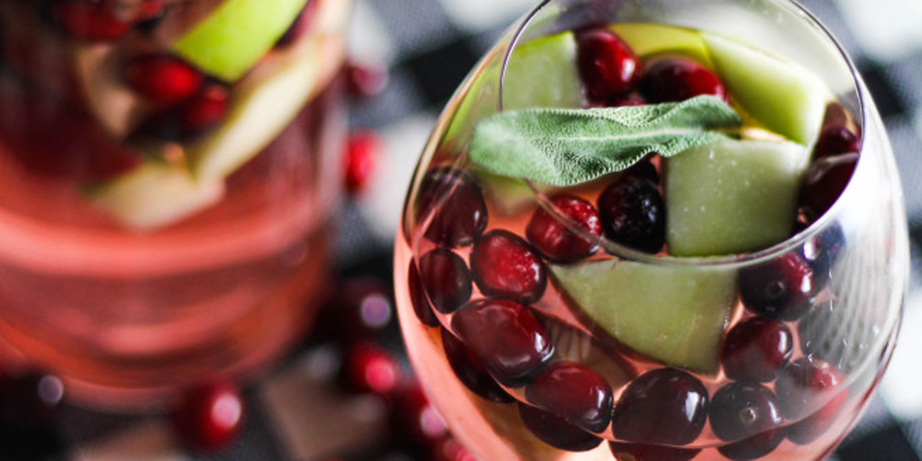 10 Winter Sangrias Your Christmas Party Needs