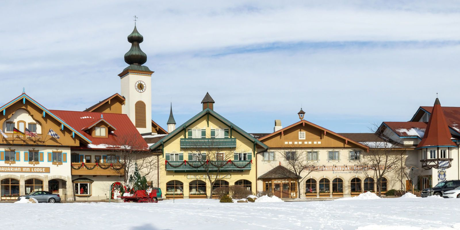Things to Do in Frankenmuth, Michigan Frankenmuth Holiday