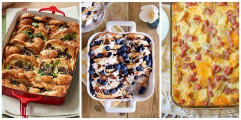 125 Easy Breakfast Recipes