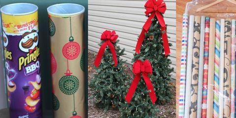 Christmas decoration, Red, Holiday, Christmas ornament, Christmas, Ribbon, Christmas eve, Holiday ornament, Interior design, Conifer,