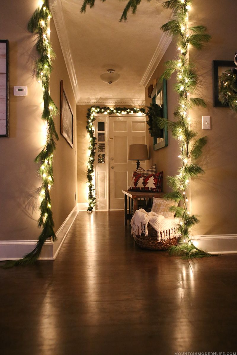 15 Ways To Cozy Up Your Home For The Holidays Country Decorating Ideas