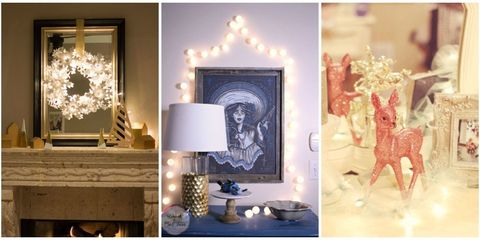 Lighting, Room, Interior design, Interior design, Picture frame, Lamp, Deer, Home accessories, Living room, Fawn,