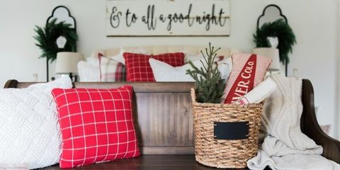 15 Ways To Cozy Up Your Home For The Holidays Country