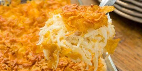 Food, Dish, Cuisine, Amber, Orange, Recipe, Fried food, Breakfast, Cooking, Side dish,