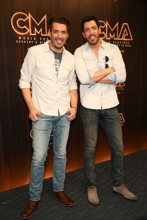 Property Brothers Drew and Jonathan Scott