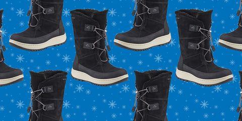 Blue, Fashion, Electric blue, Black, Majorelle blue, Boot, Outdoor shoe, Work boots, Brand, Illustration,