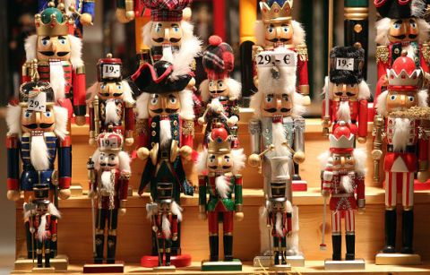Nutcracker, Carmine, Collection, Toy, Decorative nutcracker, Souvenir, Machine, Collectable,