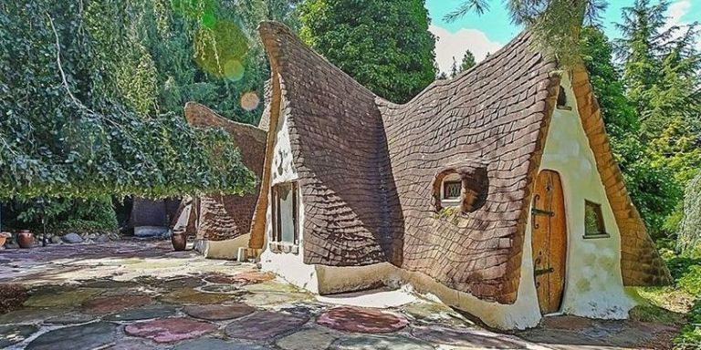 Snow White's Fairytale Cottage is for Sale in Washington