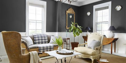 Wood, Room, Interior design, Floor, Green, Living room, Flooring, Home, Wall, Furniture,