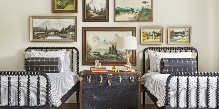 Get inspired with dozens of beautiful bedroom decorating ideas