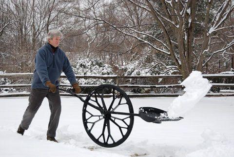 Winter, Snow, Freezing, Cart, Winter storm, Blizzard, Precipitation, Spoke,