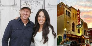 Waco, Texas and Chip and Joanna Gaines