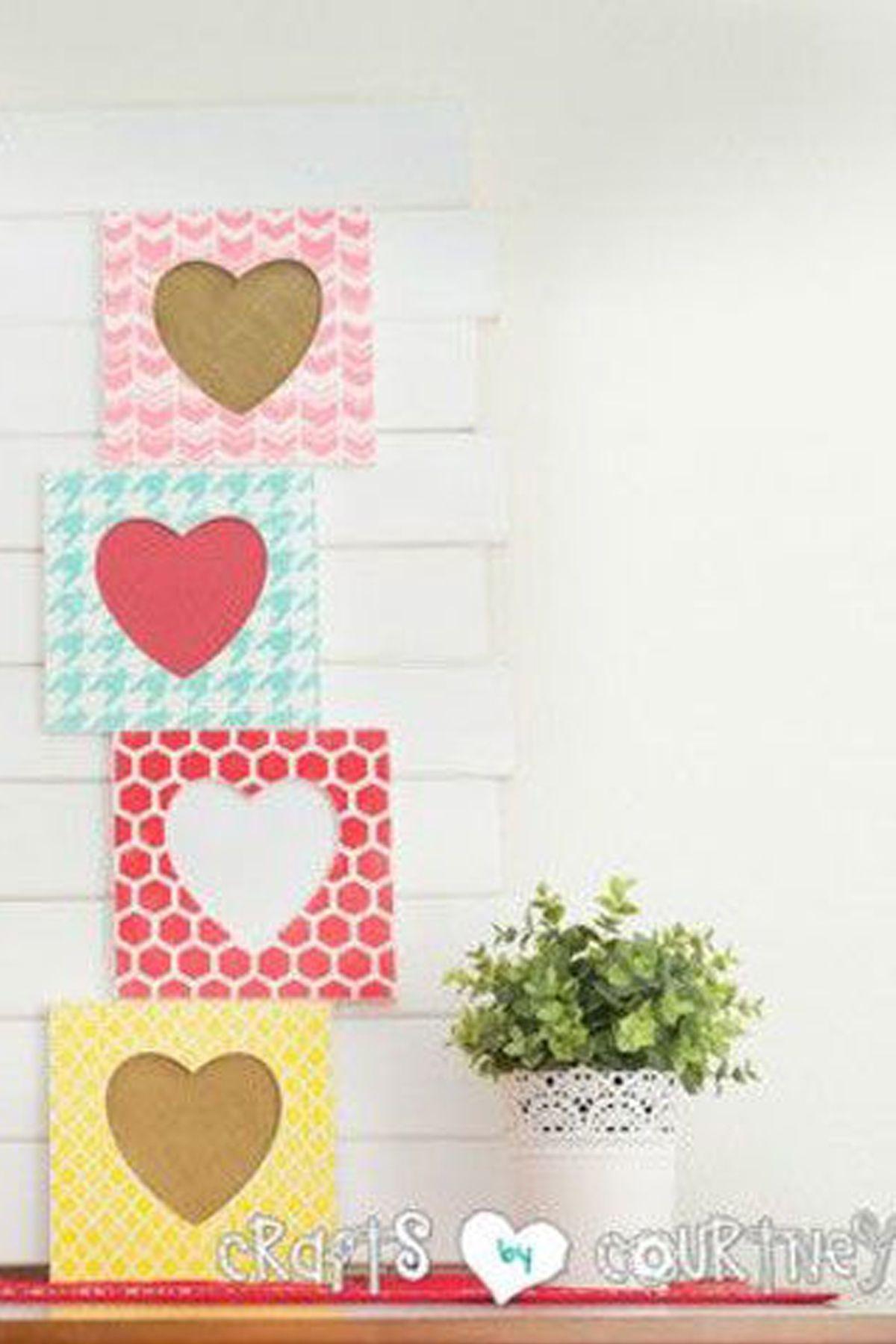 42 Valentineu0027s Day Crafts And DIY Ideas   Best Ideas For Valentineu0027s Day  Crafts