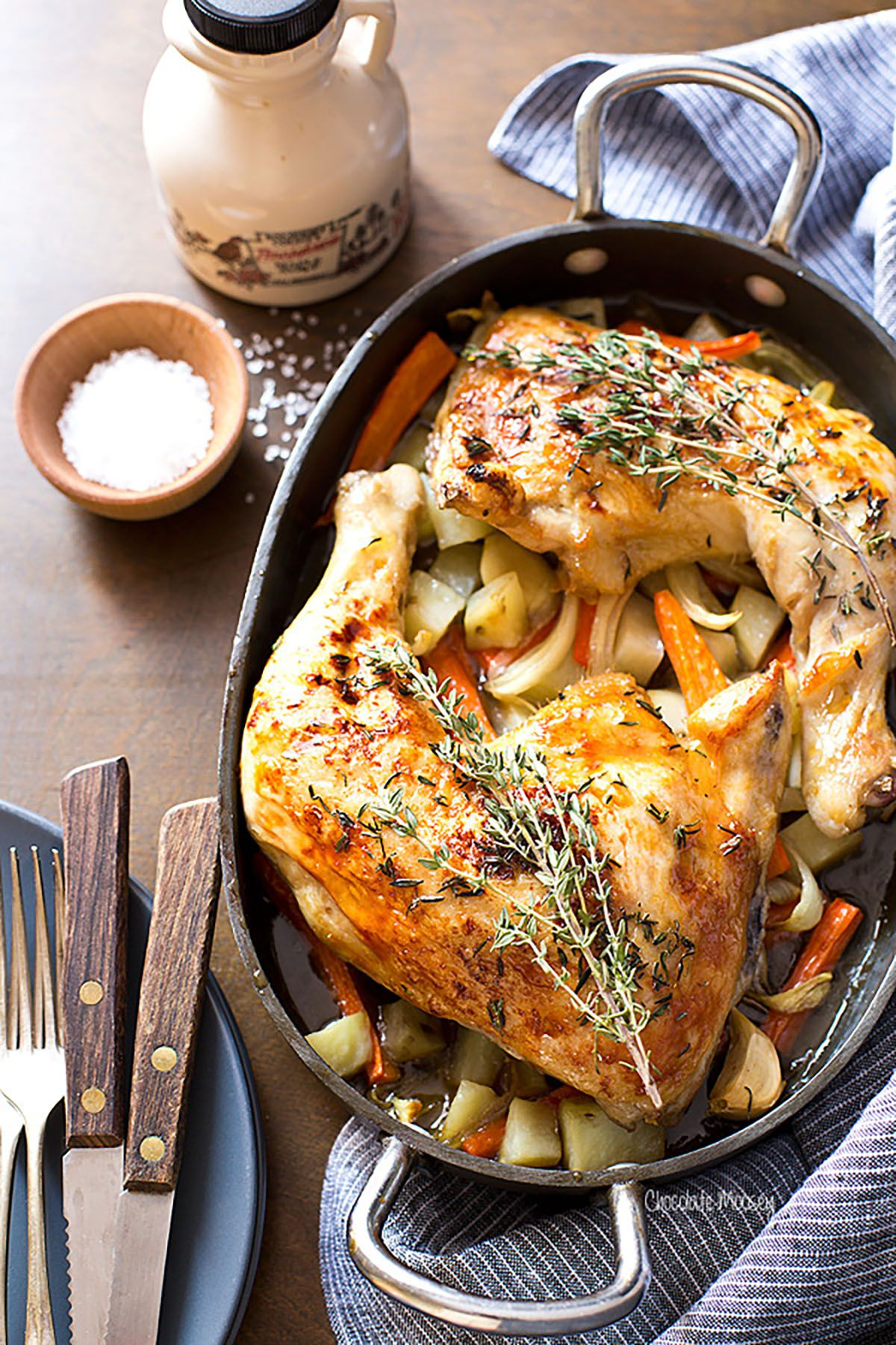 Romantic dishes to cook for two