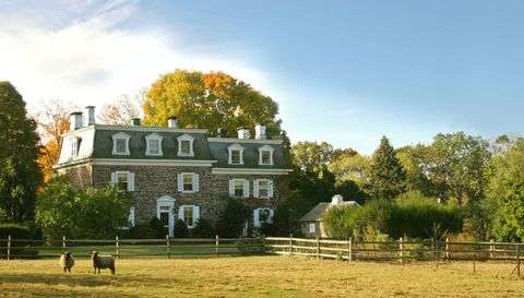 "<p>You may not think the Garden State offers much in the way of quiet, country oasis, but you'd be surprised. Less than two hours from both NYC and Philly, this bed and breakfast is perched upon 300 acres of farms and forest with four adorable, wooly sheep welcoming you to your home away from home. Spend your days relaxing on the bucolic premises, or if you seek some down-home activity, take a class at <a href=""http://thefarmcookingschool.com/""><u data-redactor-tag=""u"">Tullamore Farm Cooking School</u></a> or get lost in the stunning <a href=""http://www.bhwp.org/""><u data-redactor-tag=""u"">Wildflower Preserve at Bowman's Hill</u></a>. Come nightfall, return to one of the 13 luxurious cottages and guestrooms at your 1792 stone manor digs. Wind down with a stroll along the river or enjoy a relaxing whirlpool bath with your in-room fireplace crackling and raise a glass to yourself.<br></p><p><br><em data-redactor-tag=""em"">For more information, visit </em><a href=""http://www.woolvertoninn.com/""><em data-redactor-tag=""em"">woolvertoninn.com</em></a><em data-redactor-tag=""em"">.</em></p>"