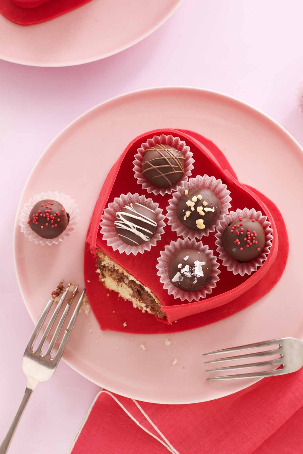 46 Easy Valentine S Day Desserts Best Recipes For Valentines Day
