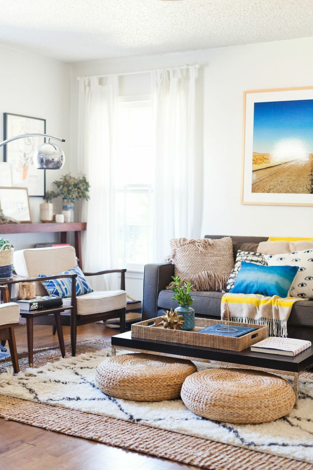 1 Layering Rugs Home Decor Trend