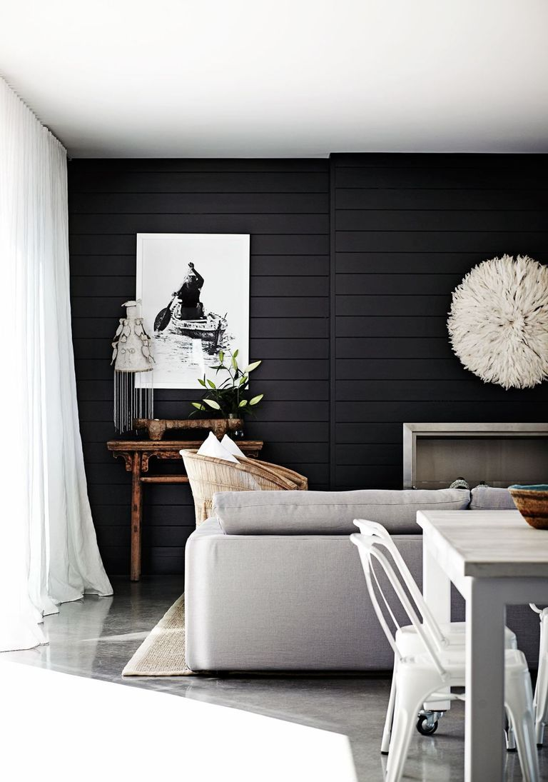 15 black shiplap ideas how to style the black shiplap trend for 15 x 17 living room