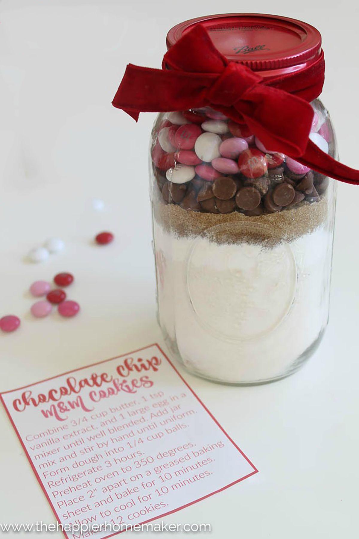 25 Cute Valentines Day Mason Jars Ideas -Valentine\'s Day Mason Jar ...