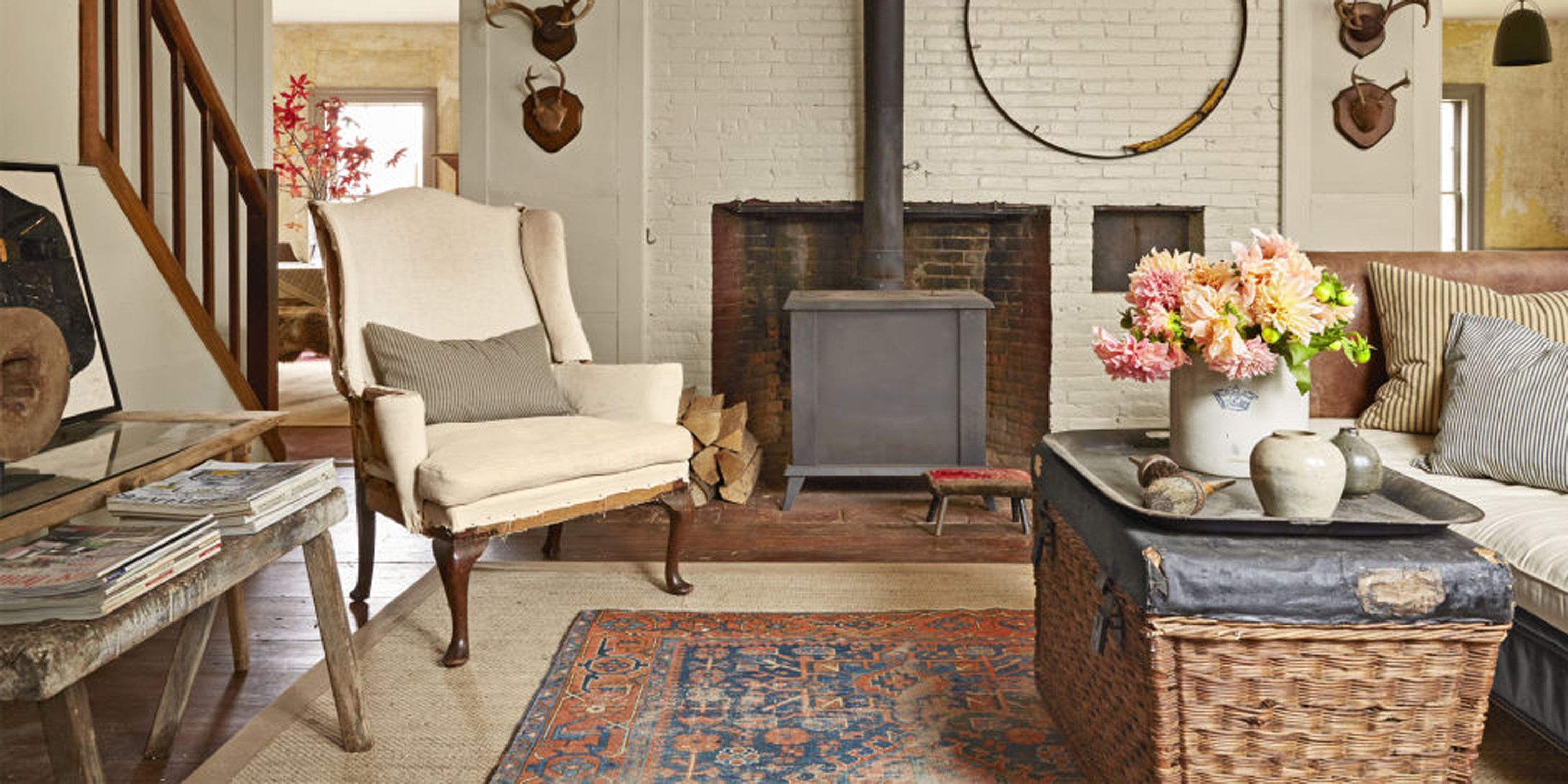 Its official the layered rug trend is here to stay