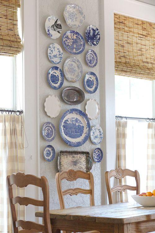 Decorative Plates Vintage