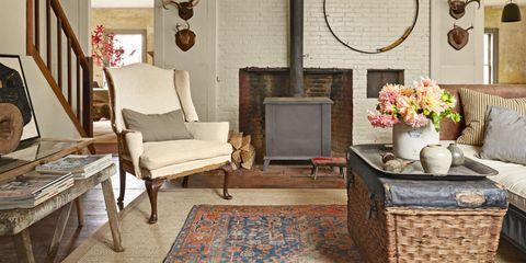 Wood, Room, Interior design, Floor, Flooring, Flowerpot, Interior design, Wall, Furniture, Hardwood,