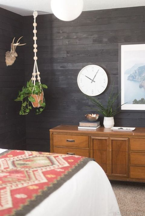 15 Black Shiplap Ideas How To Style The Black Shiplap Trend