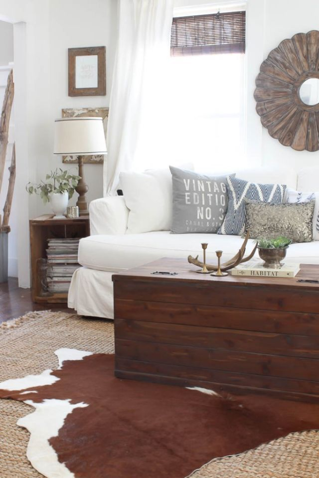 Layering Rugs Home Decor Trend