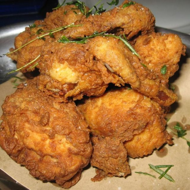 Fried Chicken Beauty