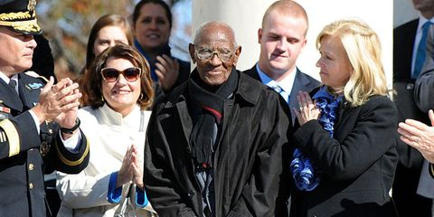 America's oldest war veteran.