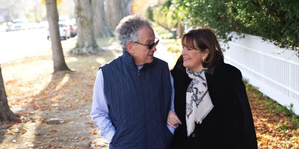Ina Garten Jeffrey S Love Story How The Barefoot Contessa Met And Married Her Husband